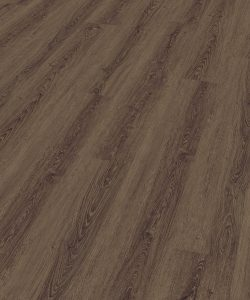 LVF1200 Luxury Vinyl Plank Oak Bogota Dark Brown Wood4Floors