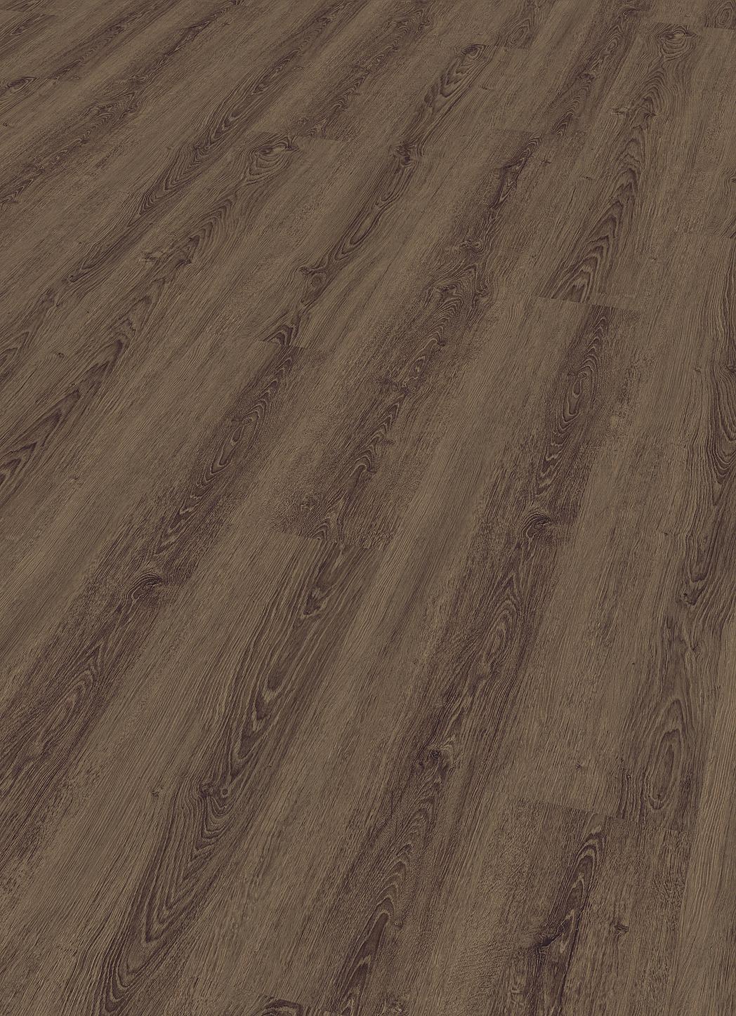 LVF1200 Luxury Vinyl Plank Oak Bogota Dark Brown Wood4Floors