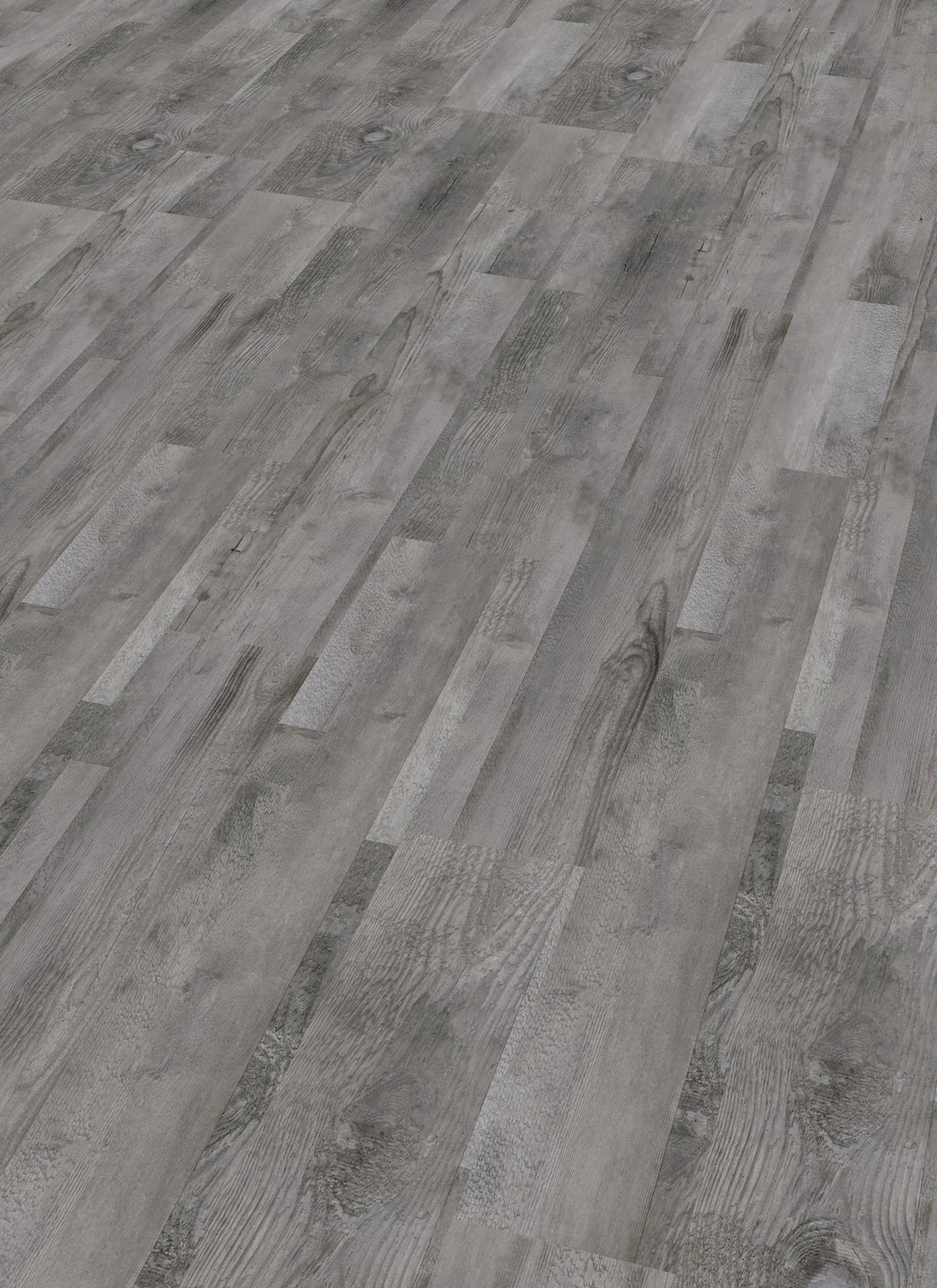 LVF1250 Luxury Vinyl Plank Oak Kyoto Anthracite Wood4Floors