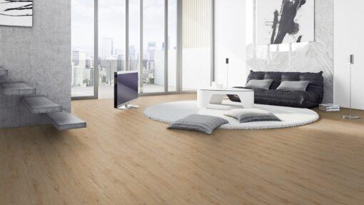LVF600 Luxury Vinyl Plank Oak Ghent Beige Brown Wood4Floors