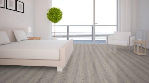 LVF950 Luxury Vinyl Plank Oak Tallinn Grey Wood4Floors