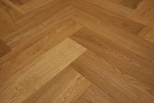 Engineered oak Herringbone wood blocks – London stock – 120mmx600mmx15mm