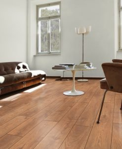 L5200 - Flowing Oak Villeroy & Boch London Premium Laminate Flooring - Wood4Floors