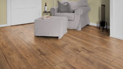L5400 - Present Chestnut Villeroy & Boch London Premium Laminate Flooring - Wood4Floors