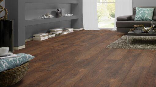 L6100 - Meadow Teak Villeroy & Boch London Premium Laminate Flooring - Wood4Floors