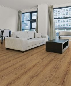 L6300 - Brown Leaf Villeroy & Boch London Premium Laminate Flooring - Wood4Floors