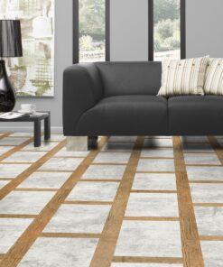 L6500 - Travertine Hickory Villeroy & Boch London Premium Laminate Flooring - Wood4Floors