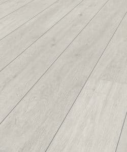 LA04 - ter Hürne Oak pastel white Laminate Long Plank