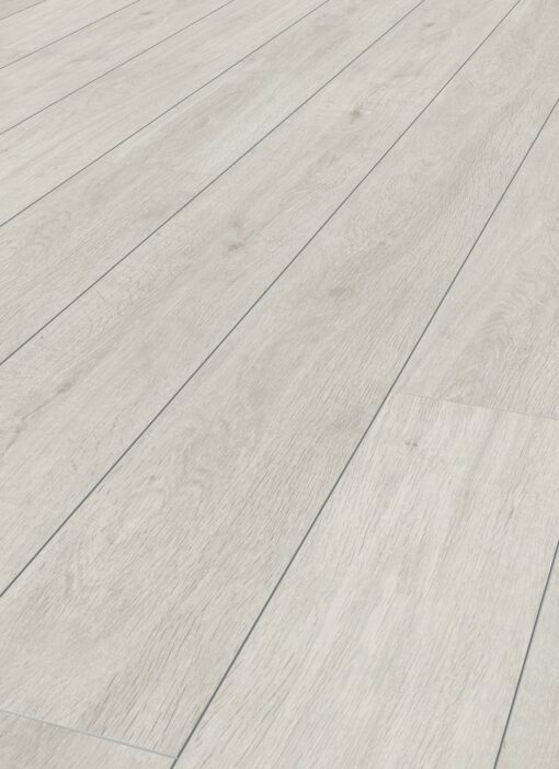 LA04 - ter Hürne Oak pastel white Laminate Long Plank