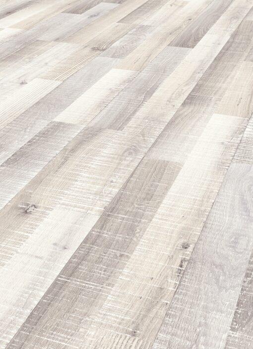 LA05 - ter Hürne Oak Plane-Marked Grey White Laminate 2-Strip