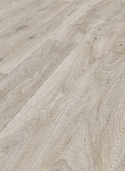 LA07 - ter Hürne Oak Light Grey Laminate Long Plank
