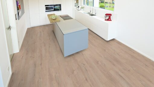 LA09 - ter Hürne Oak Light Beige Laminate Plank - Kitchen