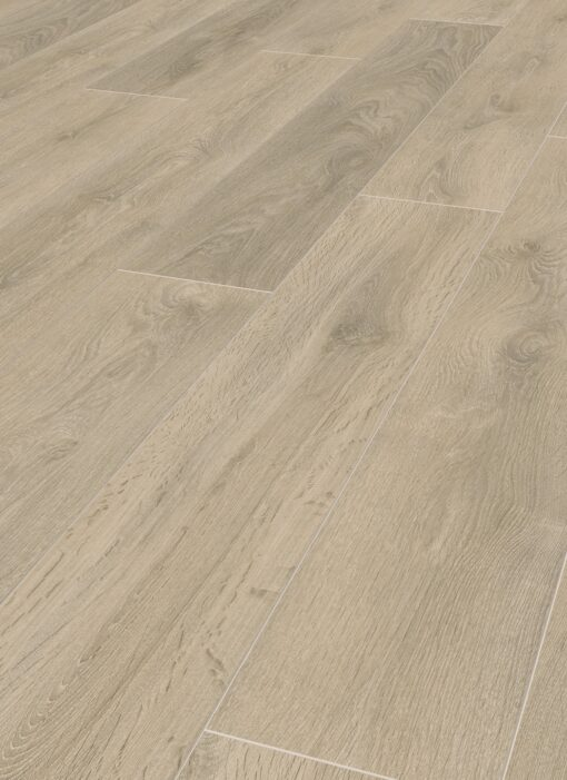 LA10 - ter Hürne Oak Sand Brown Laminate Plank