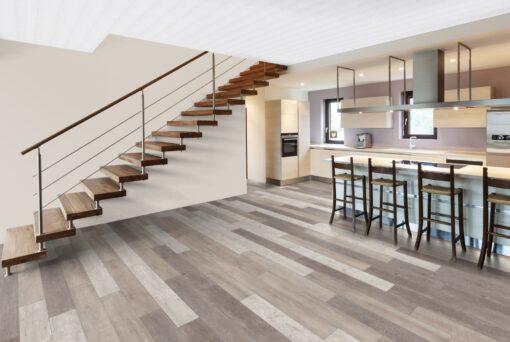 LA11 - ter Hürne Old Wood Vario Laminate Plank - Kitchen