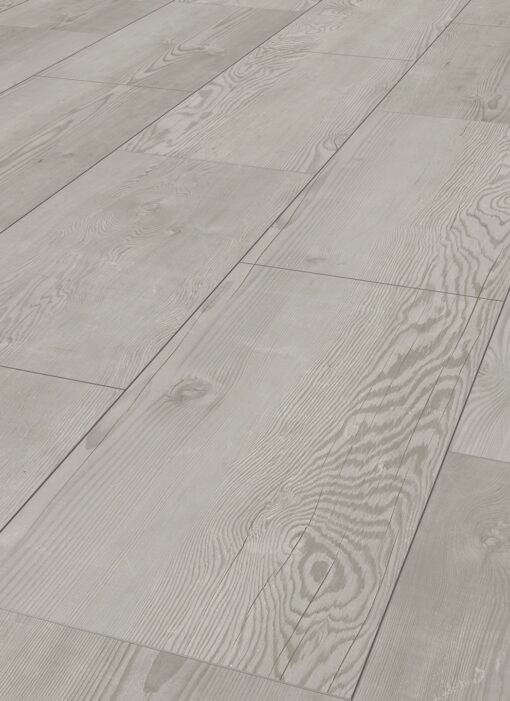 LA12 - ter Hürne Pine Light Grey Laminate Tile