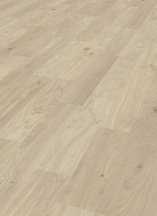 LB01 - ter Hürne Oak Cream Beige Laminate 2-Strip