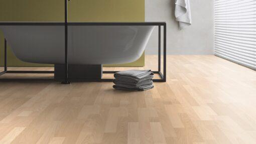 LB01a - ter Hürne Maple Sand Beige Laminate 3-Strip - Bathroom