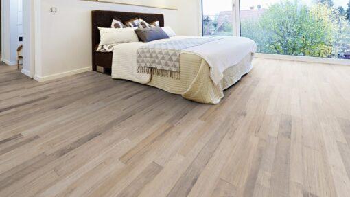 LB04 - ter Hürne Old Wood Mix Beige Laminate Multi Strip - Bedroom