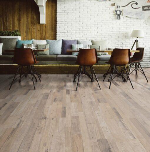 LB04 - ter Hürne Old Wood Mix Beige Laminate Multi Strip - Living Room