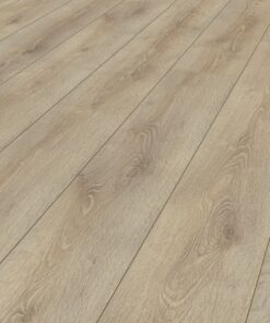 LB05 - ter Hürne Oak Light Brown Laminate Wide Plank