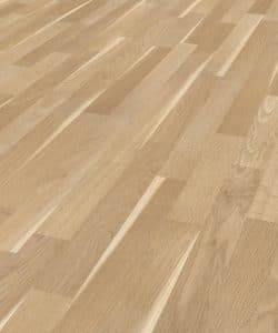LB05a - ter Hürne Oak Sapwood Beige Laminate 3-Strip