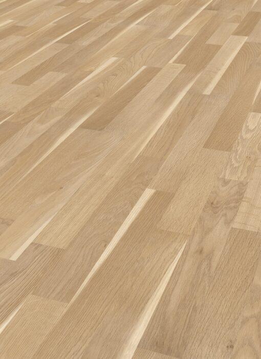LB05a - ter Hürne Oak Sapwood Beige Laminate 3-Strip