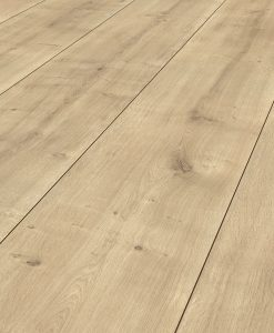 LB06 - ter Hürne Oak Cumberland Pale Brown Laminate Extra-Wide Plank