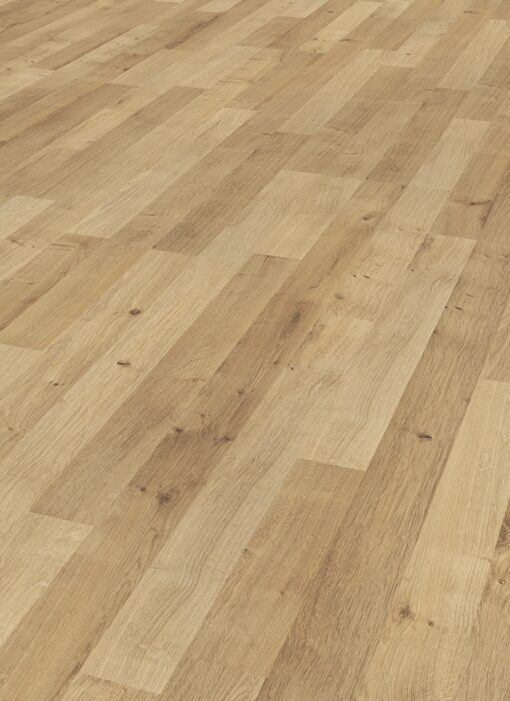 LB06a - ter Hürne Oak Sierra Brown Laminate 3-Strip