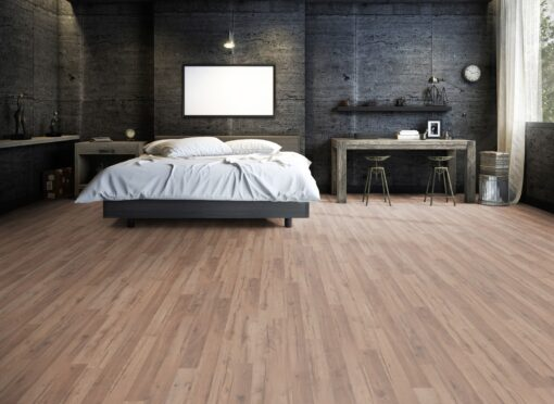 LB10 - ter Hürne Oak Siena Brown Laminate 2-Strip - Bedroom