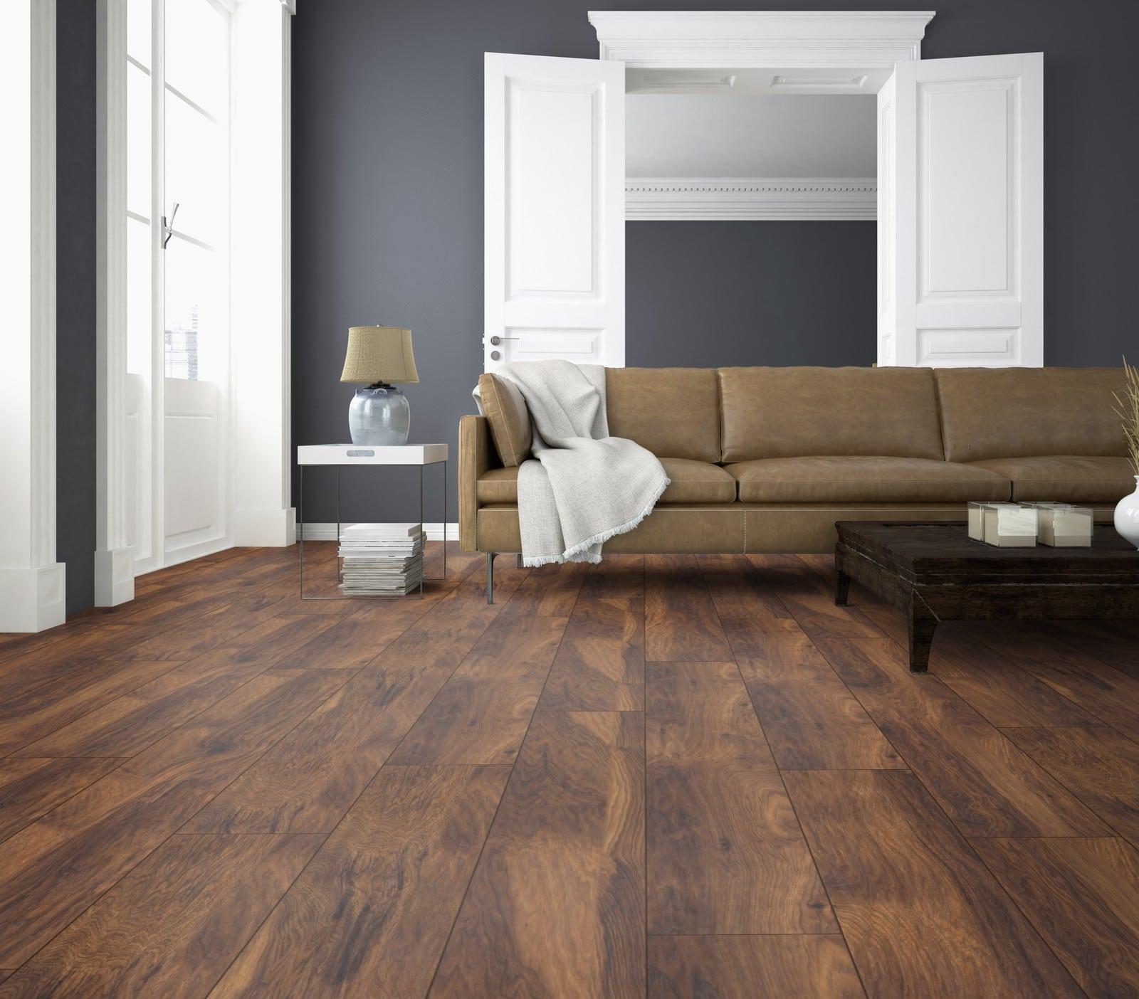 Ter H 252 Rne Chestnut Velvet Brown Laminate Long Plank