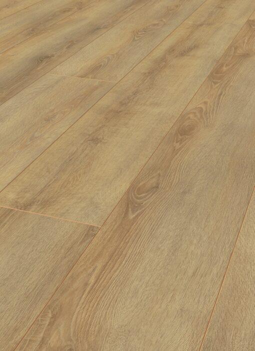 LD04 - ter Hürne Oak Brass Brown Laminate Long Plank