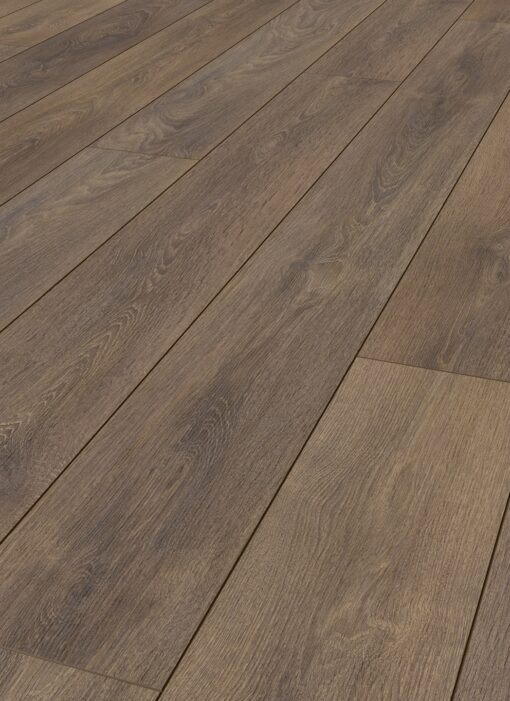 LD08 - ter Hürne Oak Coffee Brown Laminate Long Plank