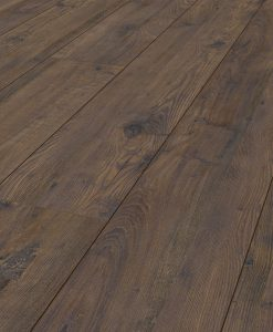 LD10 - ter Hürne Chestnut Chocolate Brown Laminate Long Plank