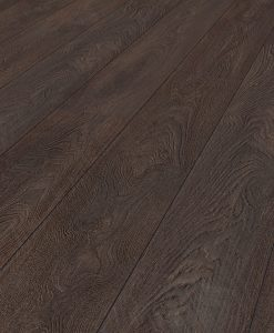 LD12 - ter Hürne Oak Deep Brown Laminate Plank