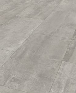 LE05 - ter Hürne Cement Look Light Grey Laminate Tile