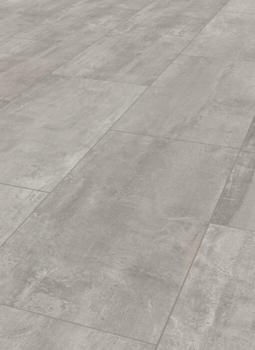 LE05 - ter Hürne Cement Look Light Grey Laminate Tile