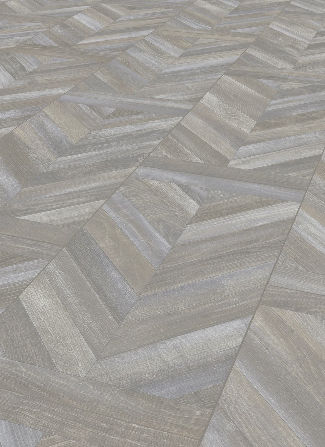 ter h u00fcrne oak antique grey brown laminate herringbone