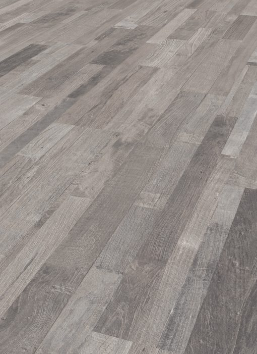 LE10 - ter Hürne Oak-Mix Contrast Grey Laminate Multi Strip