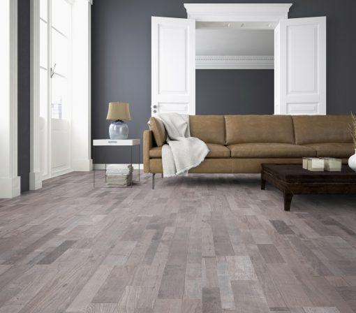 LE10 - ter Hürne Oak-Mix Contrast Grey Laminate Multi Strip - Living Room