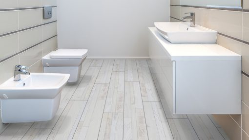 LT03 - ter Hürne Oak Hotel California Laminate Wide Plank - Bathroom