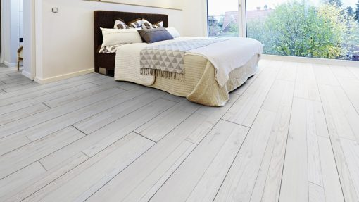 LT03 - ter Hürne Oak Hotel California Laminate Wide Plank - Bedroom