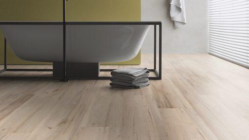 LT04 - ter Hürne Elm Coffee Bar Laminate Wide Plank - Bathroom