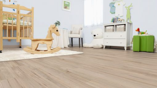 LT04 - ter Hürne Elm Coffee Bar Laminate Wide Plank - Bedroom