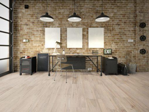 LT04 - ter Hürne Elm Coffee Bar Laminate Wide Plank - Living Room
