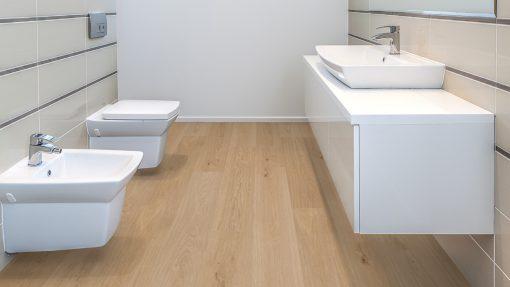 LT05 - ter Hürne Oak Country House Laminate Wide Plank - Bathroom