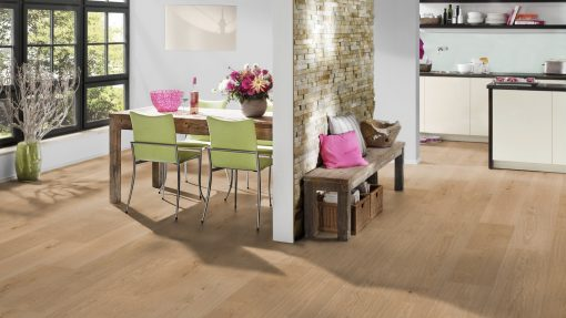 LT05 - ter Hürne Oak Country House Laminate Wide Plank - Kitchen