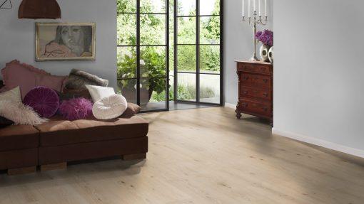 LT06 - ter Hürne Oak Studio Laminate Wide Plank - Bedroom