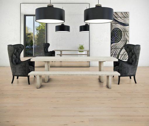 LT06 - ter Hürne Oak Studio Laminate Wide Plank - Living Room