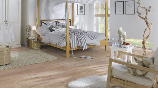 LT07 - ter Hürne Oak Barber Shop Laminate Wide Plank - Bedroom