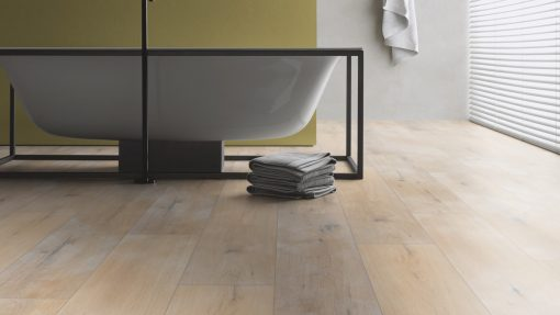 LT08 - ter Hürne Oak Workshop Laminate Wide Plank - Bathroom